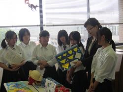 20130704 栃尾高校1年見学 4