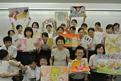 201308 豊岡スクーリング卒業研究9