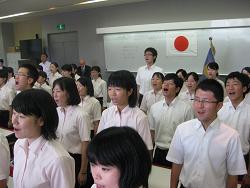 201308 豊岡スクーリング開校式1