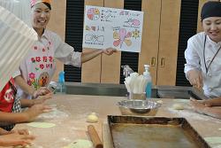 20130920 阪之上小学校パン教室4
