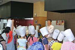 20130920 阪之上小学校パン教室7