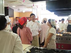 20130920 阪之上小学校パン教室1