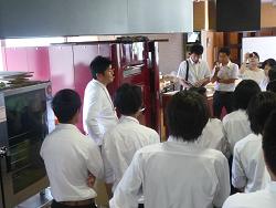 20150714 湯沢中学校3年生見学会4