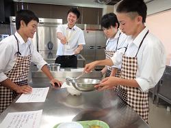 20150714 湯沢中学校3年生見学会5