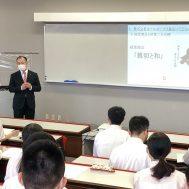 株式会社ホテルオークラ東京様の企業説明会が学園にて行われました‼️✨